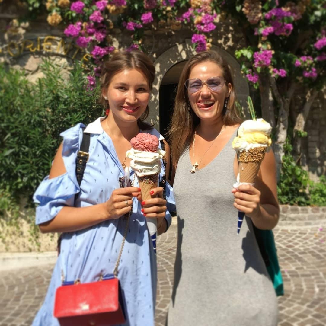 Итальянское мороженое King Size