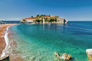 Остров Святого Стефана Черногория