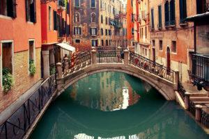 Каналы Венеции Италия