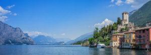 SUP тур на озеро Гарда Италия ONE WAVE