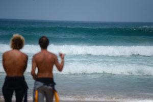 Важно оценить условия для серфинга