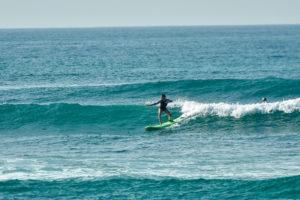 Первая волна на Шри Ланке