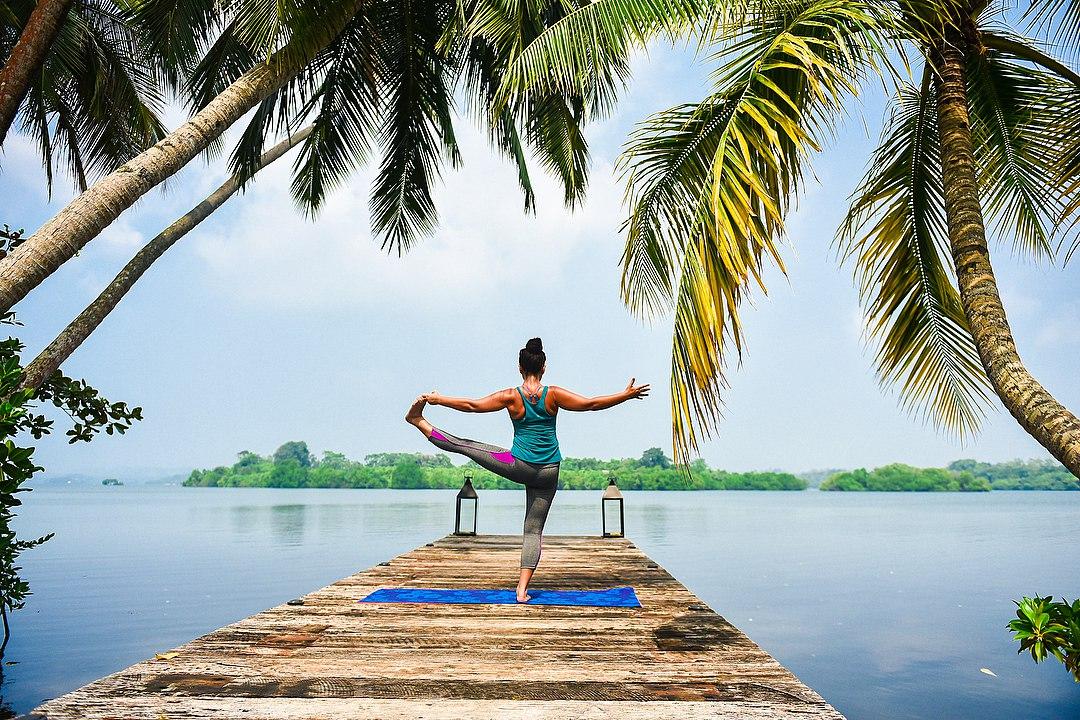 В гармонии с собой - йога на Шри Ланке