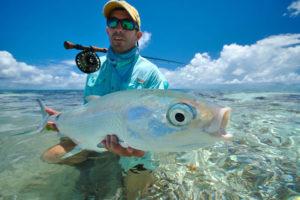 Улов на тропических островах поражает воображение