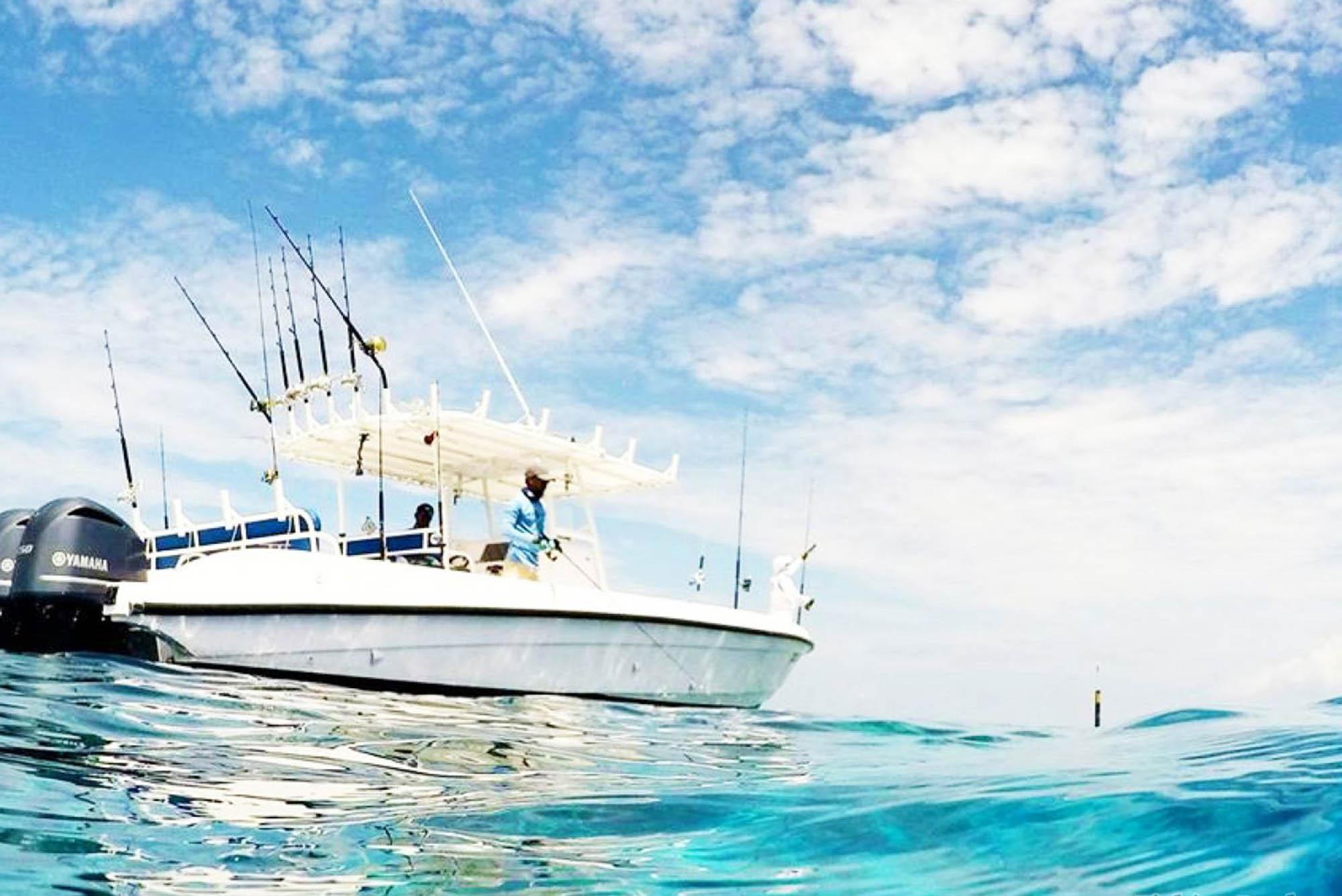 Рыбалка на Мальдивах - одно из основных занятий местных жителей