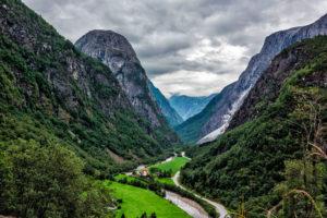SUP трип в Норвегию - дорога домой