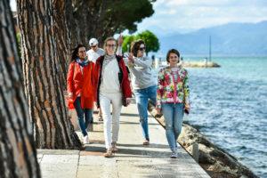 Прогулка по итальянскому городу