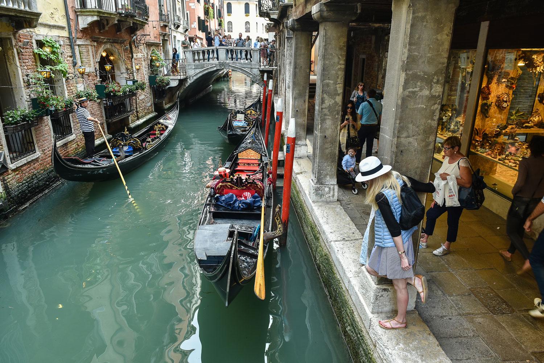 Венеция - определенно один из самых красивых городов мира