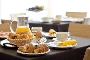 Настоящий итальянский завтрак