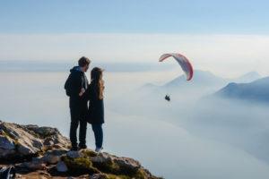 Самая высокая точка на озере Гарда