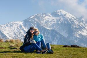 Monte Baldo - the higest point of Garda Lake