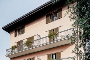 Отель у подножья Альпийских гор