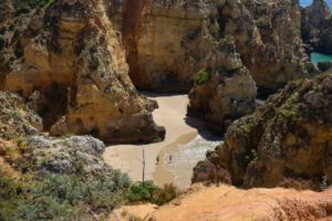 Пустынные пляжи