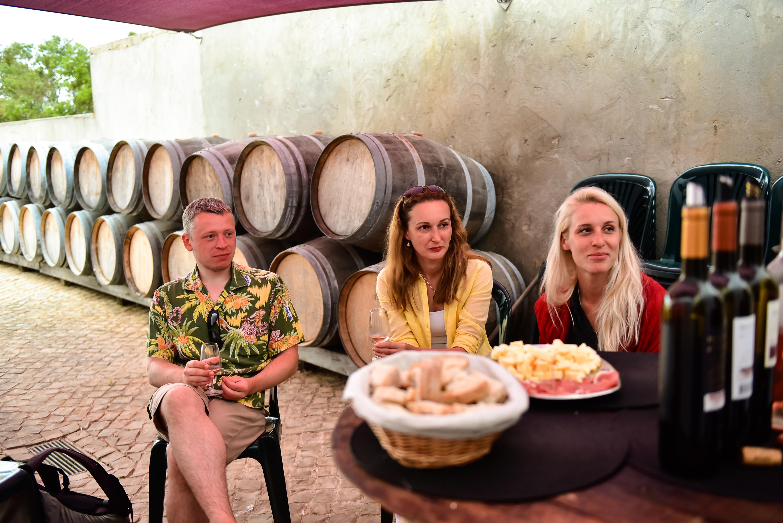 Отправимся на дегустацию ароматного вина?