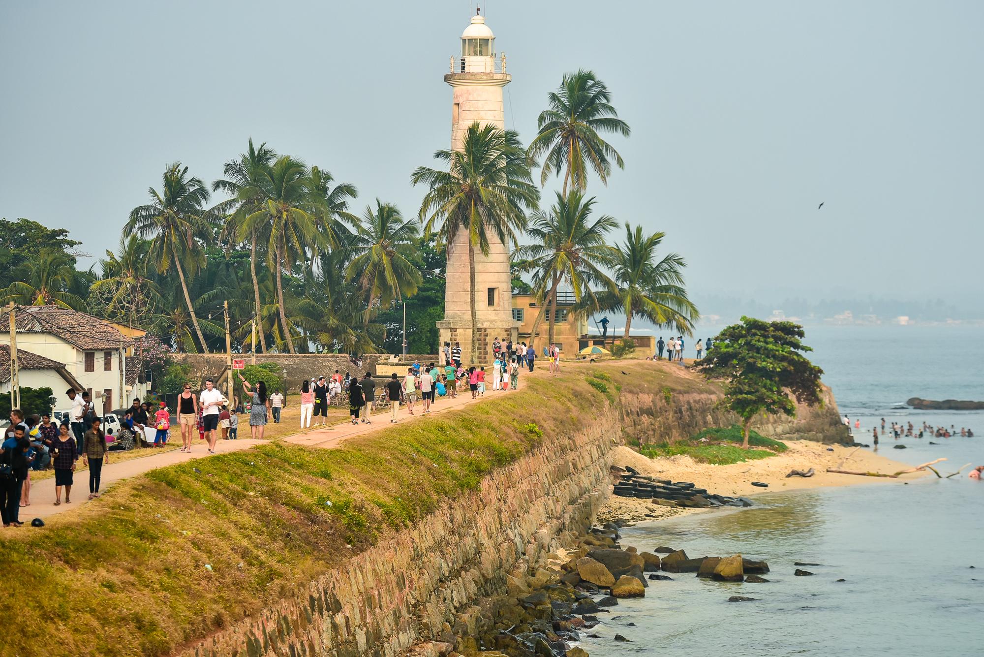 Галле Форт Шри Ланка
