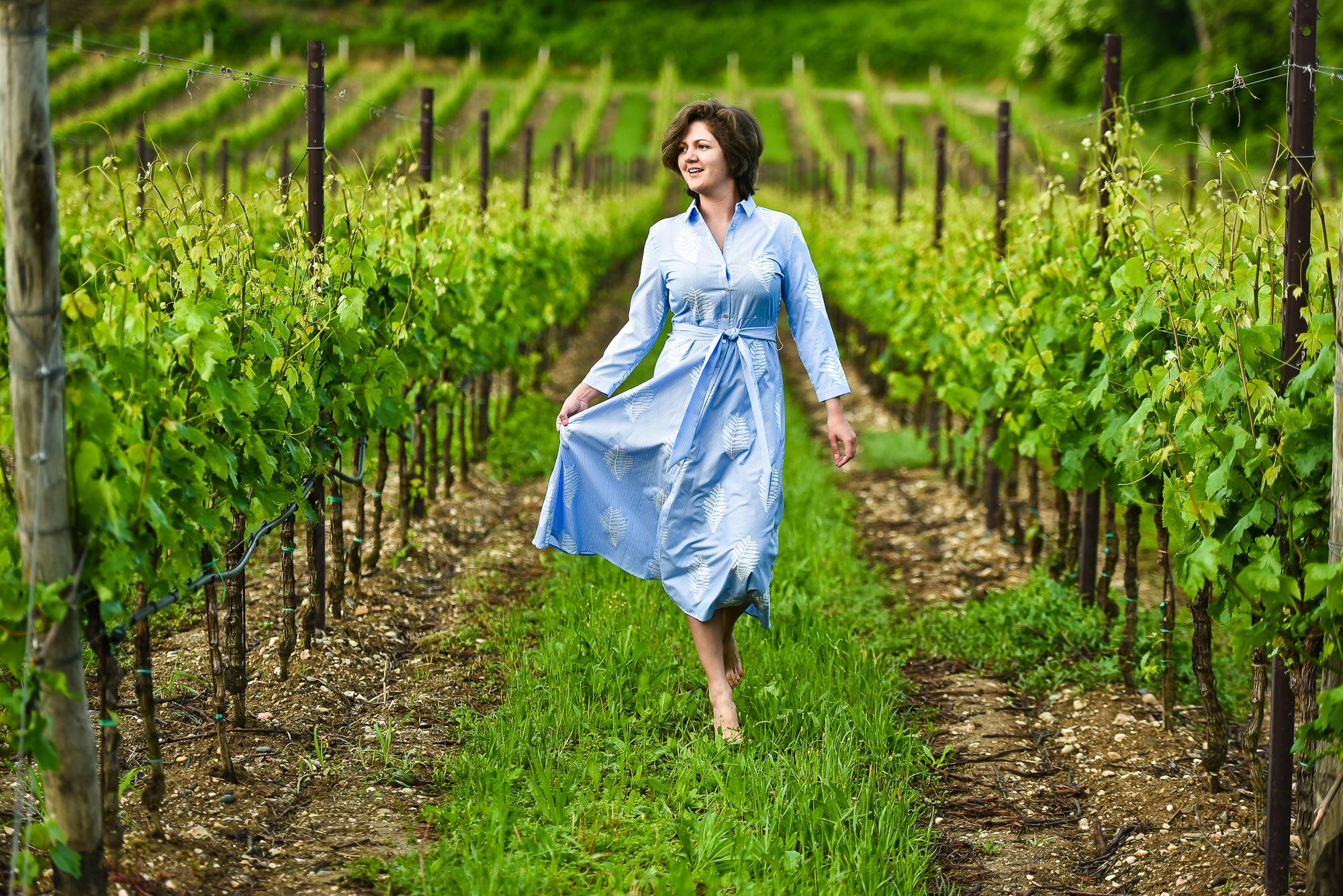 Италия и ее виноградники