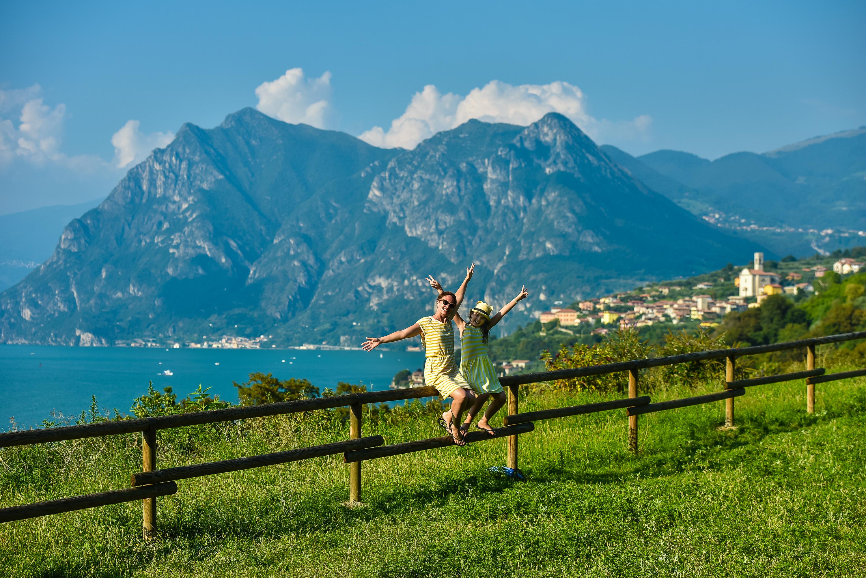 Путешествие в Италию с семьей