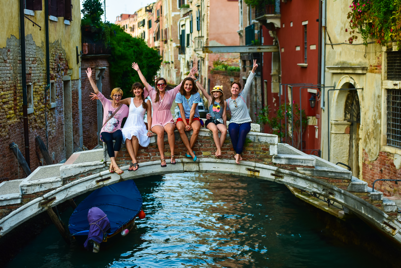 Тур по Венеции - обязательная часть программы