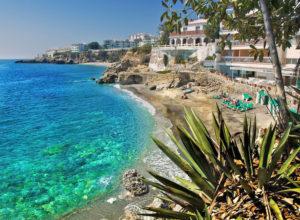 Пляжи южного побережья Испании
