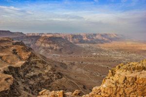 Медитация в пустыне станет последним пунктом программы авторского тура в Израиль